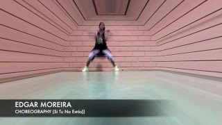 "ZUMBA® * ""Si Tu No Estás"" - Nicky Jam ft. Dela Ghetto * Choreo by Edgar Moreira"