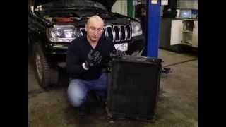 видео Плохо греет печка Высокая панель ВАЗ 2109