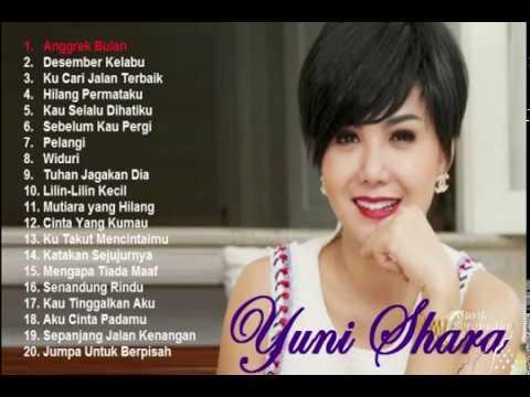 20 Lagu Terpopuler Yuni Shara