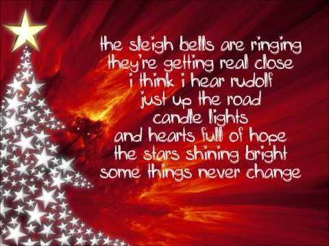 Glee - Christmas Eve With You HD [With Lyrics]