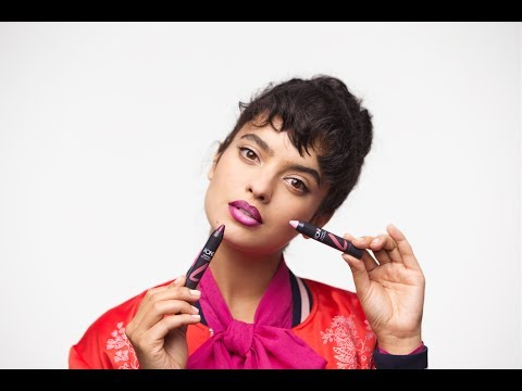 The One Express - 2 Ways To Wear Lip Crayon | Oriflame Cosmetics