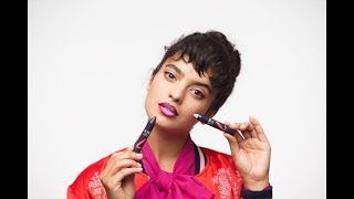 The One Express - 2 Ways To Wear Lip Crayon   Oriflame Cosmetics