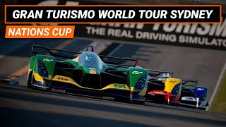 Gran Turismo World Tour 2020 - Sydney   Nations Cup