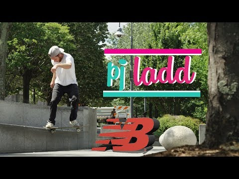 PJ Ladd New Balance Skateboarding Part...