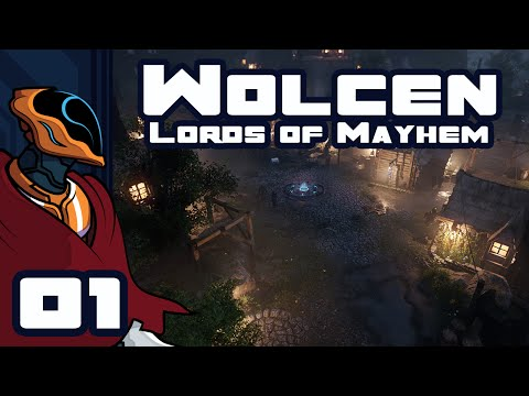 It's Palpatine Time! - Let's Play Wolcen: Lords of Mayhem - Gameplay Part 1