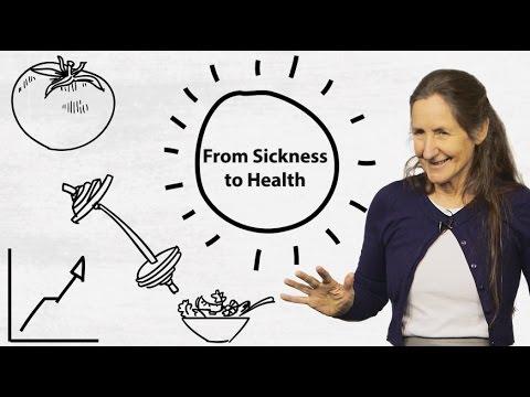 3008 - Women's Health / From Sickness to Health - Barbara O'Neill