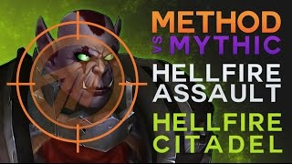Method vs Hellfire Assault Mythic