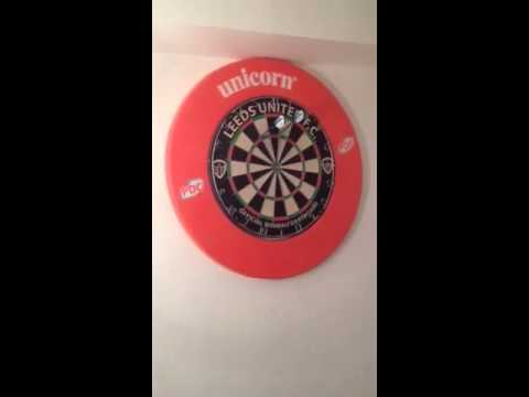 Youth dart player hits 132!!!!