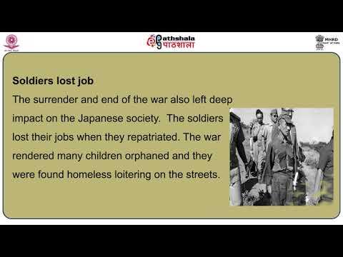 Japan's Surrender in