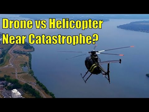 Drone/RC News - near catastrophic collision? (25 Feb, 2019)