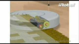 iRobot Roomba 560 official video demo