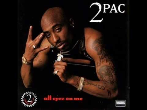 2Pac All Eyez On Me - Book 2 OG