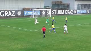 SK Sturm Graz II vs.  SKN St. Pölten II  am  07.04.2018