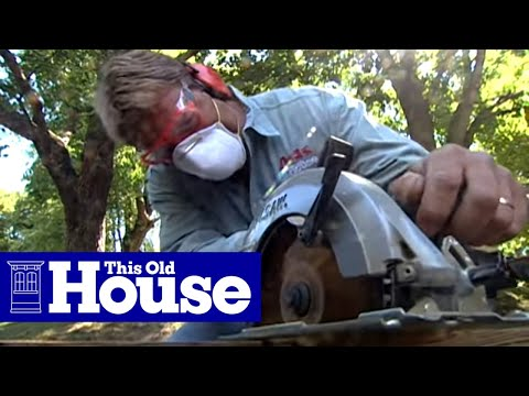 How to Build Steps With Landscape Timbers - This Old House