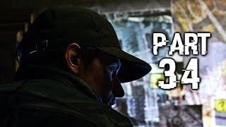 Watch Dogs Gameplay Walkthrough Part 34 - Hope is a Sad Thing (PS4)