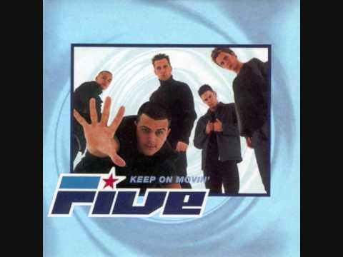 If ya getting down - Five - w/lyrics