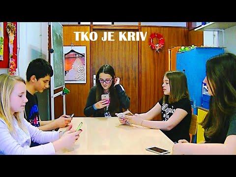 Tko Je Kriv, Igrani Film