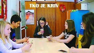 Autori: članovi Filmske skupine OŠ Većeslava Holjevca Zagreb šk. go...