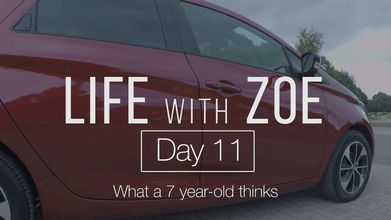 Life With Zoe Day What A Year Old Really Thinks Of The