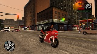 GTA: Liberty City Stories - Intro & Gameplay HD (PS2/PCSX2)