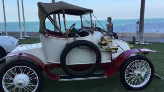 Gulf Concours at the Burj Al Arab