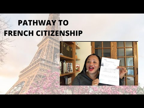 Pathway To French Citizenship