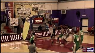 🎙Federico Lestini: Post-partita BPC Virtus Cassino - Taranto