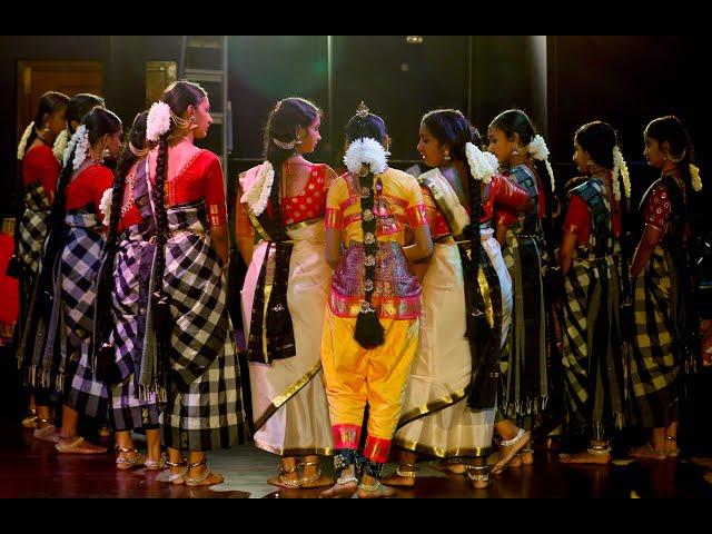 SDN's SIVĀNUBHOOTI & SIVA SAKTHI MANGALAM -  Sridevi Nrithyalaya - Bharathanatyam Dance