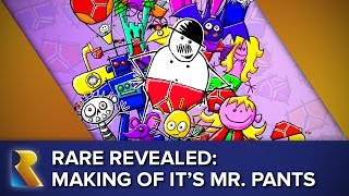 Rare Revealed: The Making Of It's Mr. Pants
