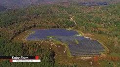 Sunpin Solar - Solar Farm in Tolland, MA