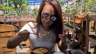 한스가든 해물덮밥.육계장.깐풍기 / Hans Garde…