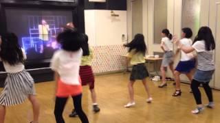 ばんそーこ / 川嶋あい 820キッズダンサーズ DVD鑑賞会 2015.04.28 2014...