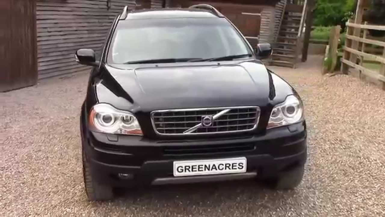 used 2008 08 reg volvo xc90 2.4 d5 se lux awd 4x4 for sale in