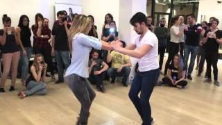 Judith and Truji Bachata Sensual at Dance-IT 2016 - 2