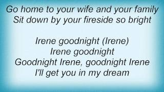 Jerry Reed - Goodnight, Irene Lyrics