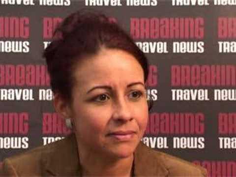 Joselyn Nunez, Director of Sales, Casa de Campo Resort @ CHA 2008