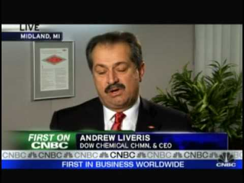Dow Chemical CEO Andrew Liveris on Q3
