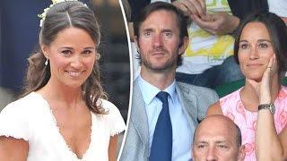 Los detalles de la boda de Pippa Middleton, casi realeza inglesa