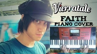 Cover images Vierratale - Faith Piano Cover By Sigma