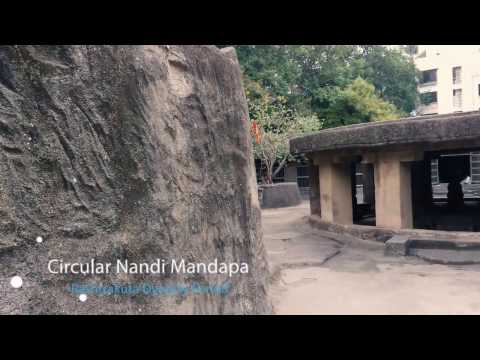 Travel India Pataleshwar cave temple, Pune