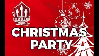 The United Stand CHRISTMAS PARTY SPECIAL!