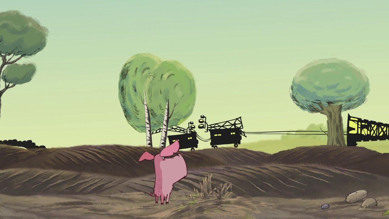 Поросёнок. Фильм 13-й - «Полезные ископаемые» (Piglet. Part 13 - «Minerals»)