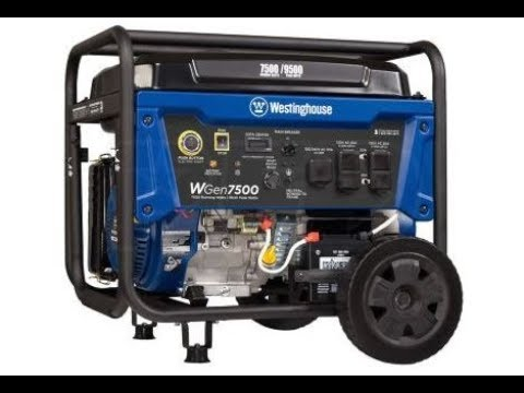 Westinghouse Generator 7500 Review - Is It Worth Buying?
