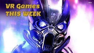 BEST PlayStation VR Games THIS WEEK / PS4 PSVR Games 👈🔥