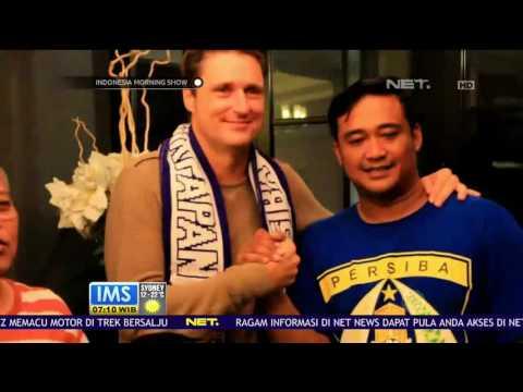 Simon McMenemy Jadi Pelatih Baru Bhayangkara FC
