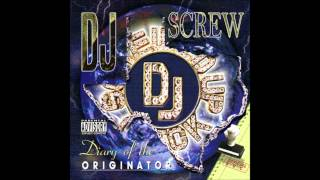 Dj Screw -  Missy Elliot - Cant Stand The Rain