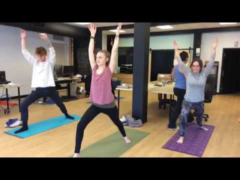 Strength with Heather Baur | Work In Yoga | April 18