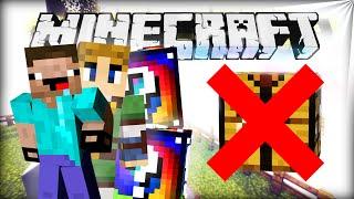 Minecraft LUCKY BLOCKS BATTLE - WERKBANK-VERBOT!