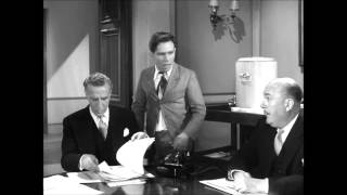 Man of the moment (1955) - tea boy scene