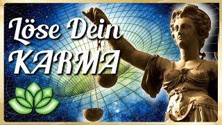 Verbotenes Wissen über Karma lösen - Schicksal ändern